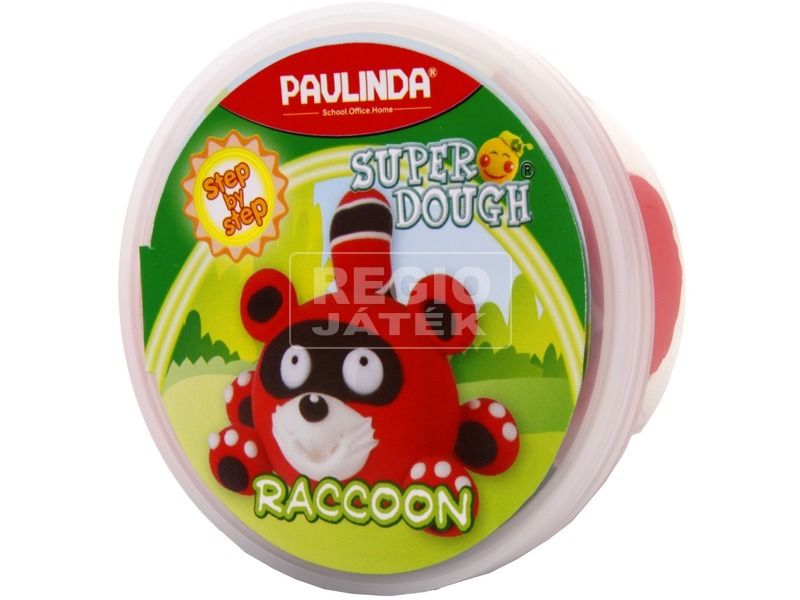 Super Dough állatos gyurma - többféle