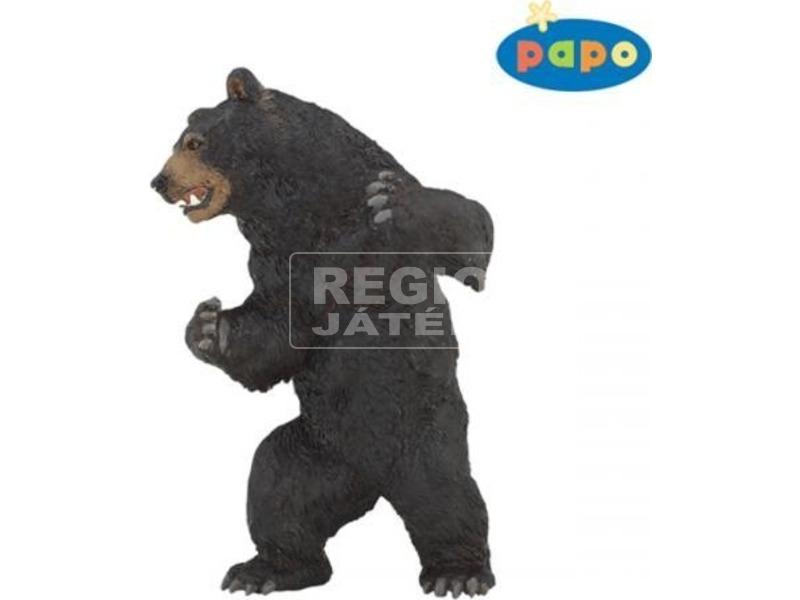 Papo fekete medve figura 50113