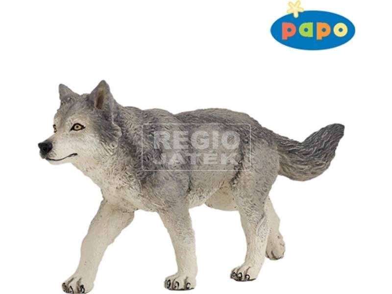 Papo farkas figura