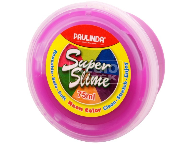 Neon Slime - 75 ml, többféle