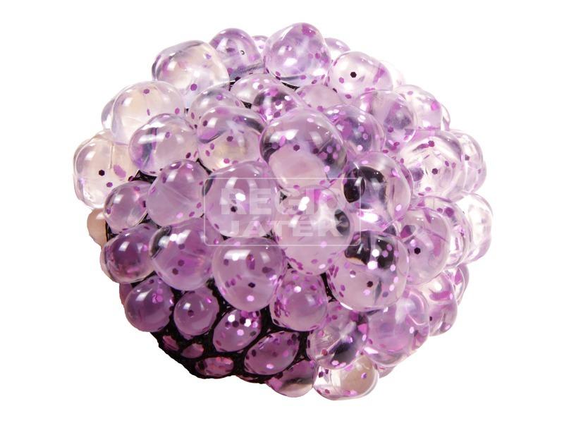 kép nagyítása Slime labda fénnyel - 7 cm, többféle