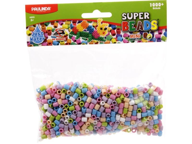 Super Beads gyöngy 1000 darabos készlet