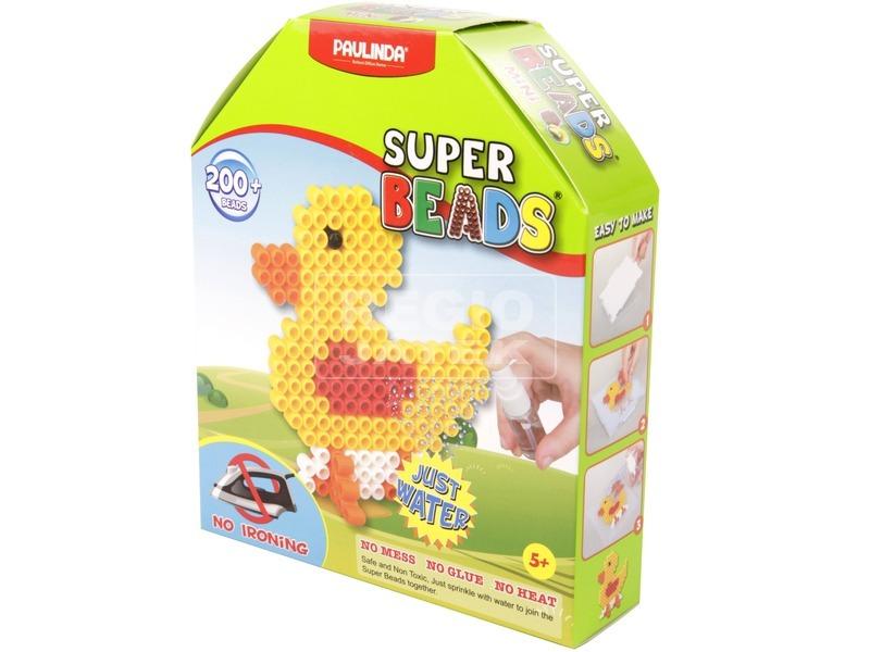 Super Beads 3D madár gyöngykészlet