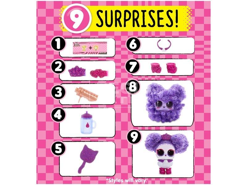 kép nagyítása L. O. L. Surprise Hair Pets