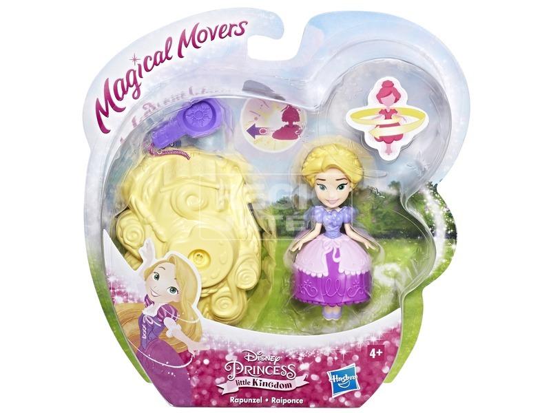 Disney hercegnők táncoló baba - 7 cm, többféle