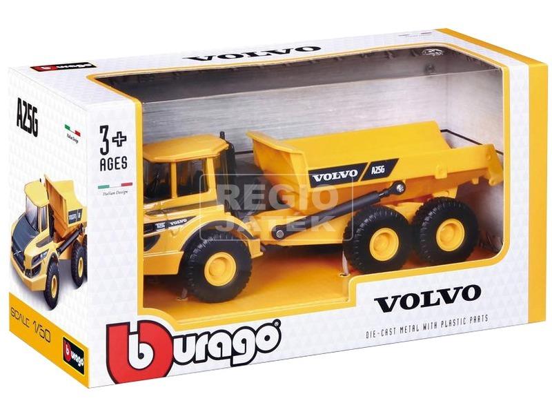 Bburago Volvo A25G munkagép 1:50