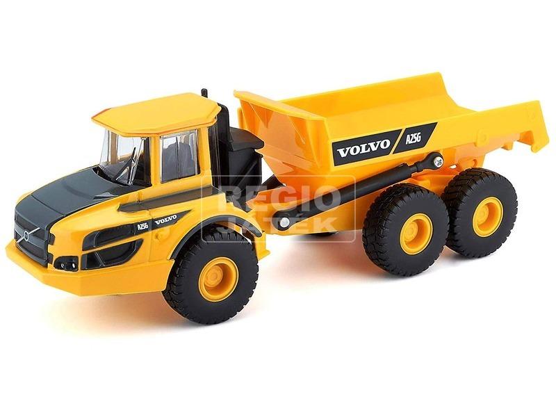 kép nagyítása Bburago Volvo A25G munkagép 1:50