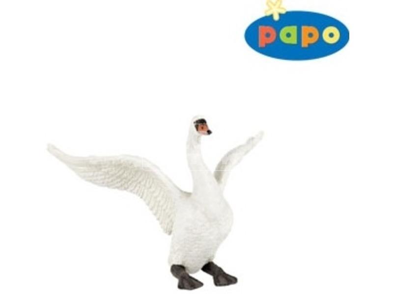 Papo fehér hattyú 50115