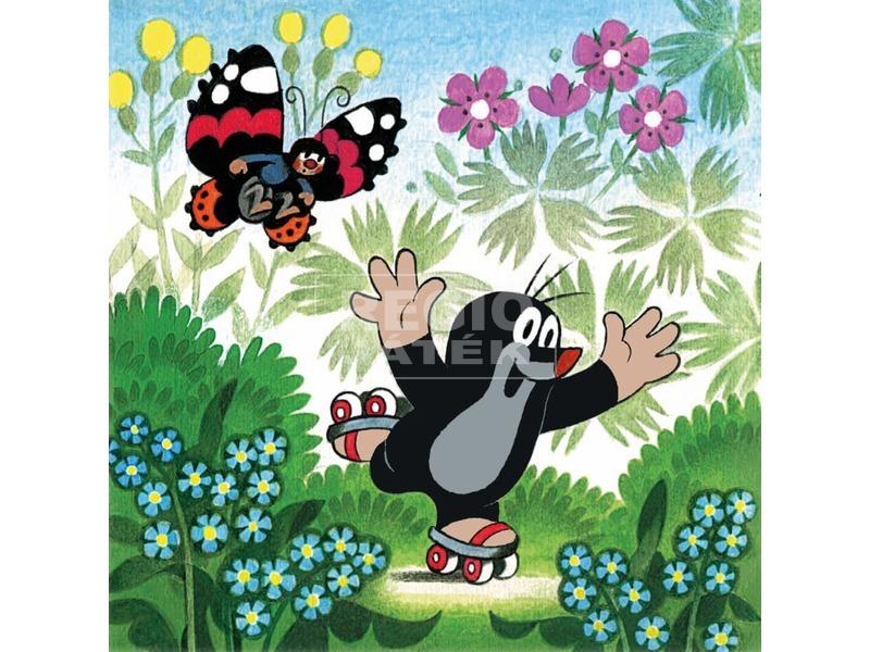 kép nagyítása Kisvakond 2 x 25 és 2 x 36 darabos puzzle