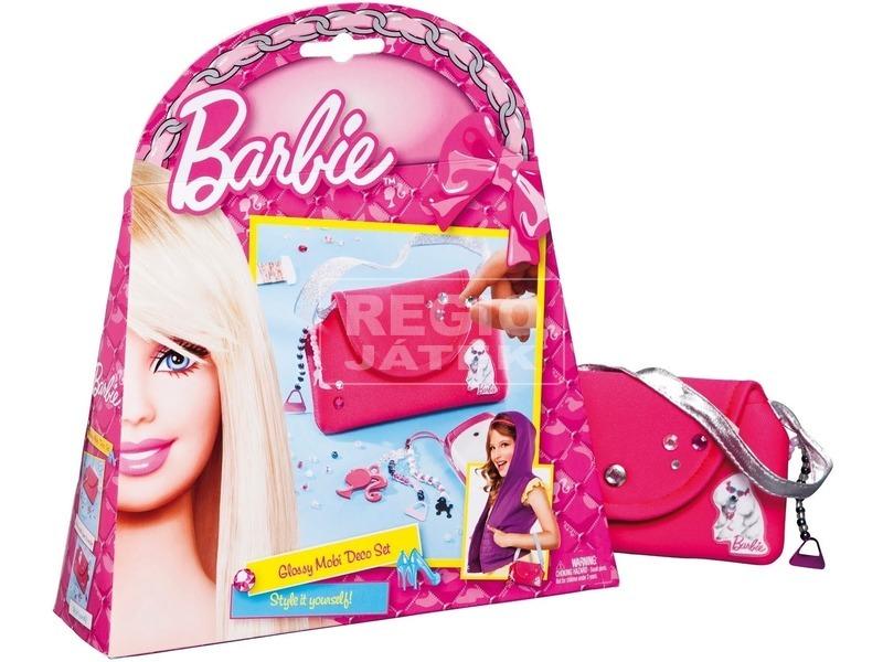 Barbie telefontok dekoráló készlet