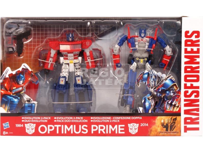 Transformers evolúció 2 darabos akciófigura - Optimus Prime