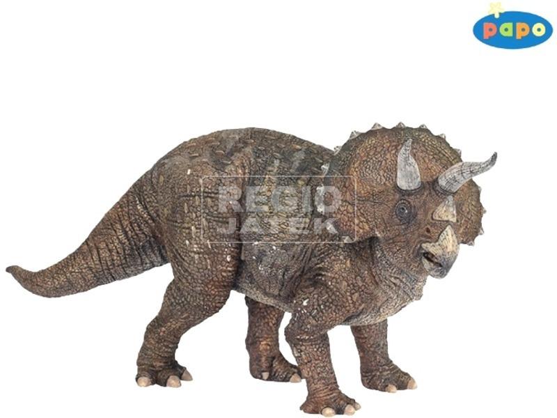 Papo triceratops dinó 55002
