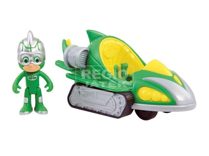 kép nagyítása Pizsihősök turbó autó figurával - 20 cm, többféle