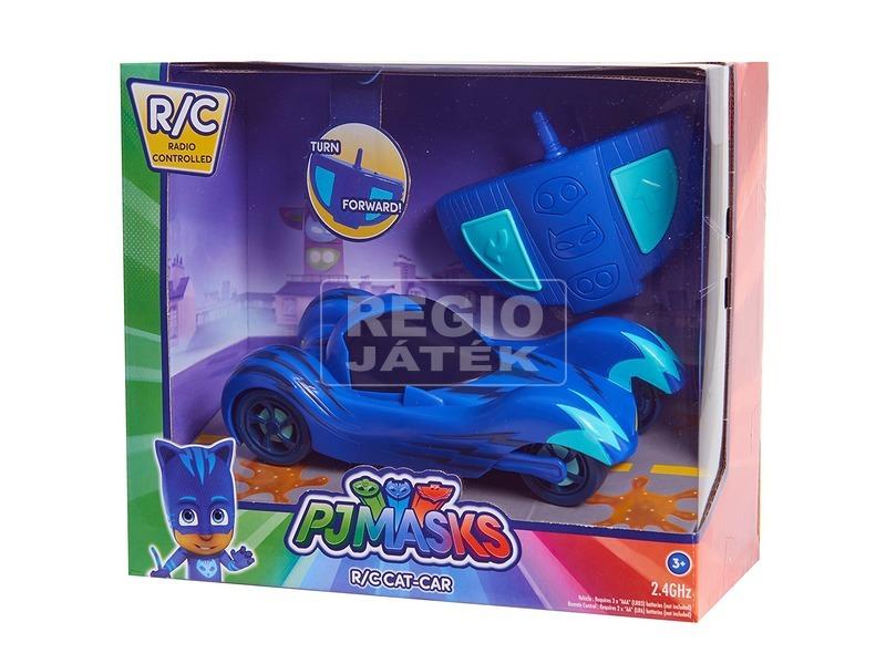 Pizsihősök macska távirányítós autója - 20 cm