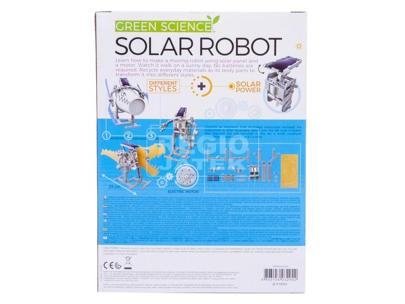 kép nagyítása 4M napelemes robot készlet