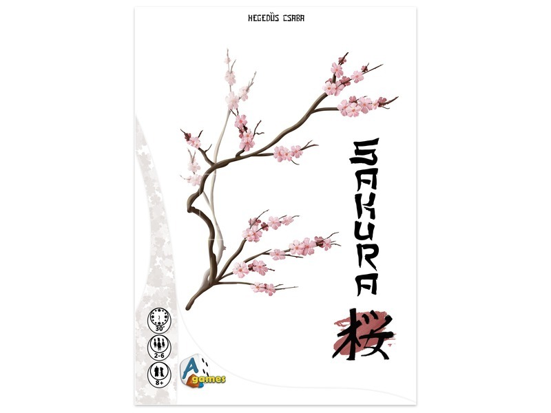 Sakura Társasjáték - DEL
