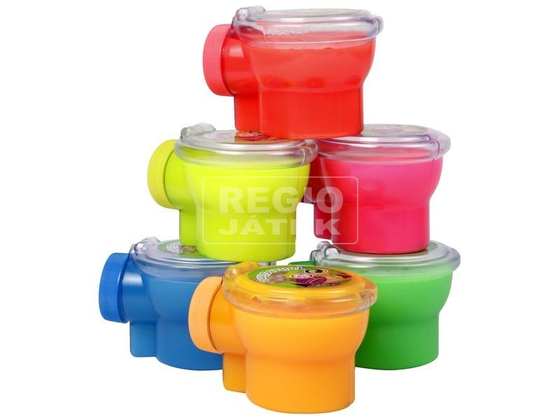 Slime WC csészében - többféle