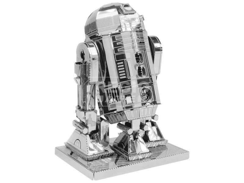 Metal Earth Star Wars R2-D2 droid modell