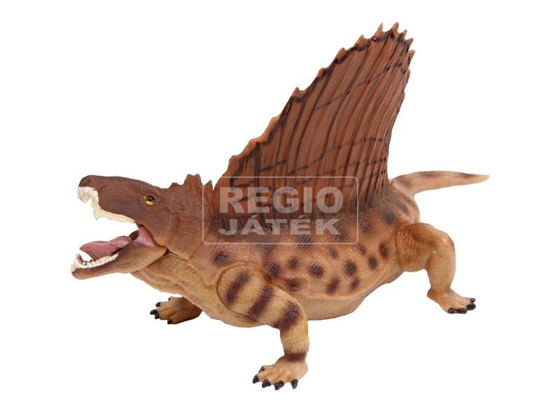 Dimetrodrone dinoszaurusz figura - 17 cm
