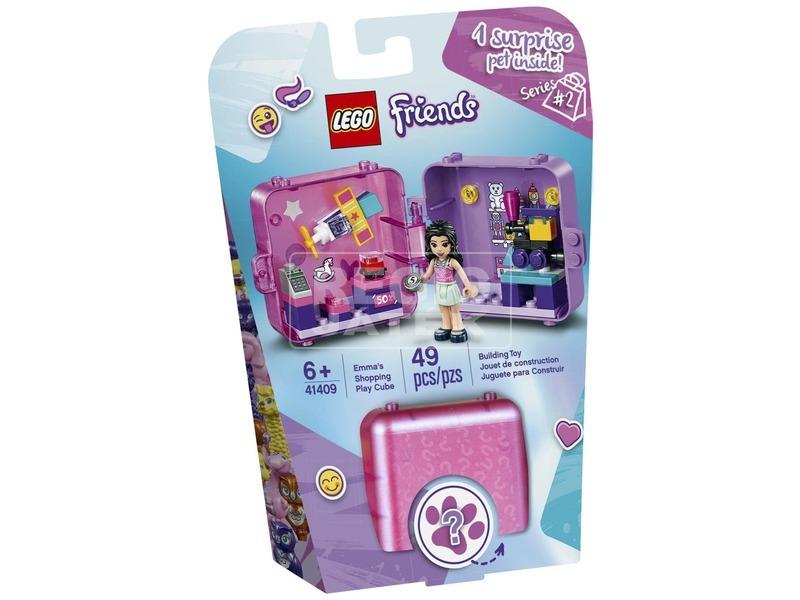 LEGO® Friends Emma shopping dobozkája 41409