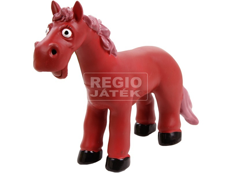 Ló műanyag figura - 23 cm
