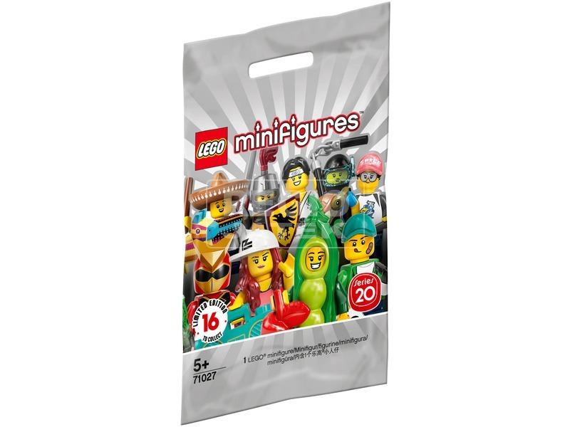 LEGO Minifigura 71027 20. széria