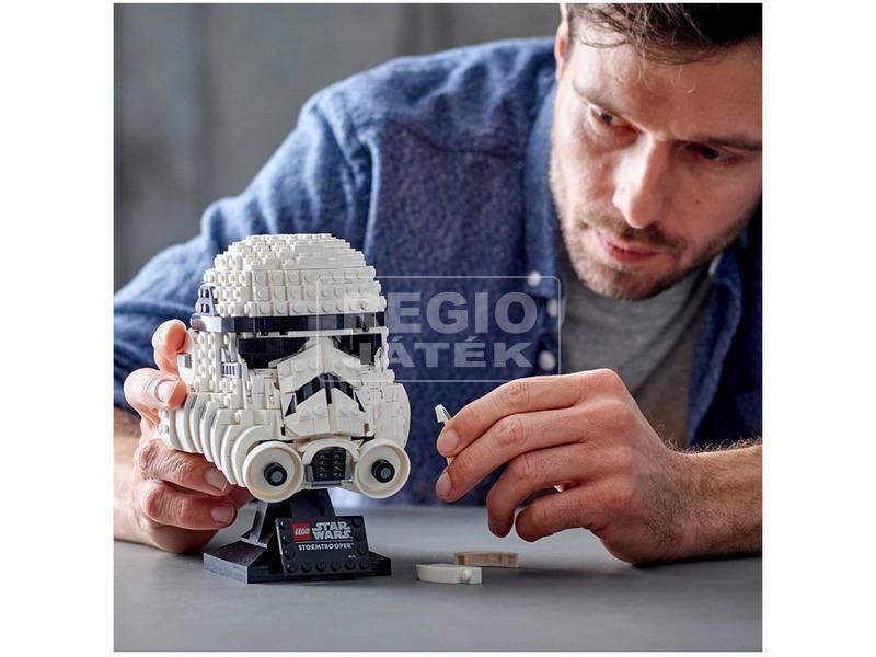 kép nagyítása LEGO® Star Wars™ Birodalmi rohamosztagos™ sisak 75276