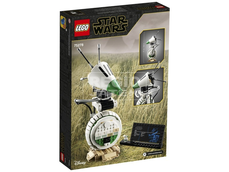 kép nagyítása LEGO® Star Wars™ D-O™ 75278