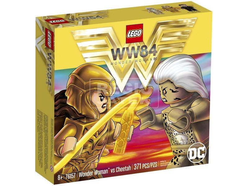 LEGO® Super Heroes Wonder Woman™ vs Cheetah 76157