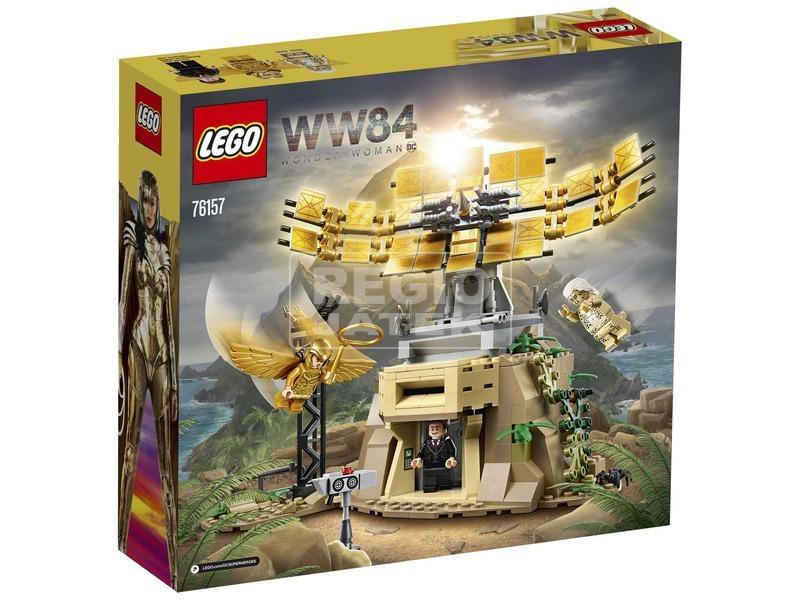 kép nagyítása LEGO® Super Heroes Wonder Woman™ vs Cheetah 76157