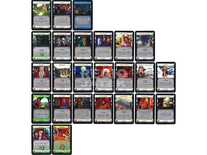kép nagyítása Dominion Intrika társasjáték