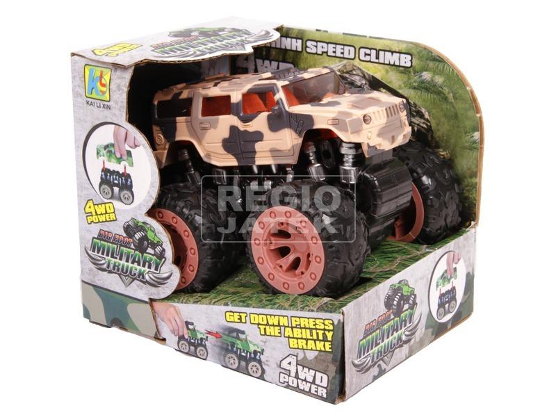 kép nagyítása Military Truck terepjáró - 11 cm, többféle