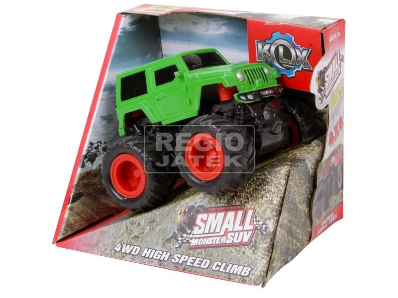 Small Monster SUV terepjáró - 9 cm, többféle