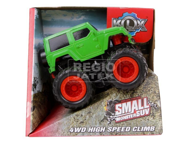 kép nagyítása Small Monster SUV terepjáró - 9 cm, többféle