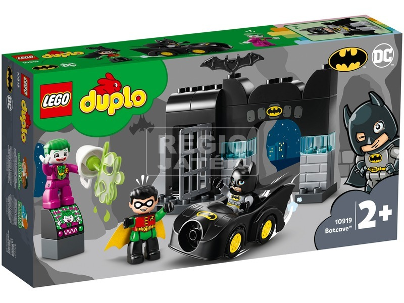 LEGO® DUPLO SUPER HEROES Denevérbarlang™ 10919