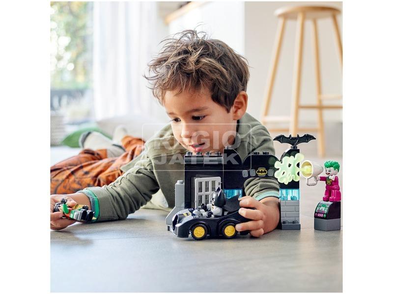 kép nagyítása LEGO® DUPLO SUPER HEROES Denevérbarlang™ 10919