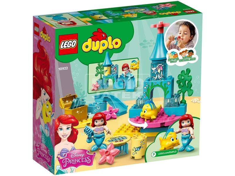 kép nagyítása LEGO® DUPLO PRINCESS™ Ariel víz alatti kastélya 10922
