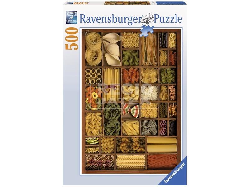 Puzzle 500# Tész