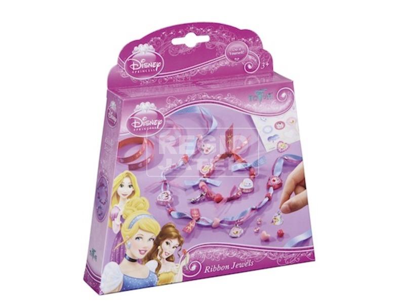Disney hercegnők szalagkarkötő készítő készlet