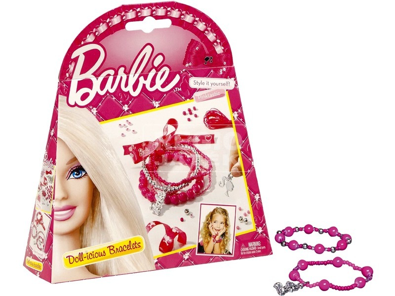 Barbie: gyöngykarkötő készítő készlet