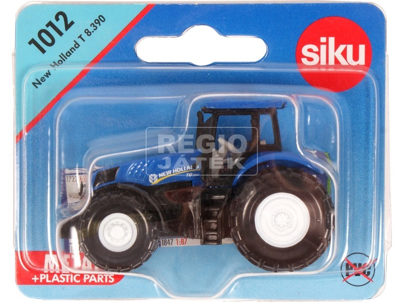 SIKU: New Holland T8 traktor 1:87 - 1012