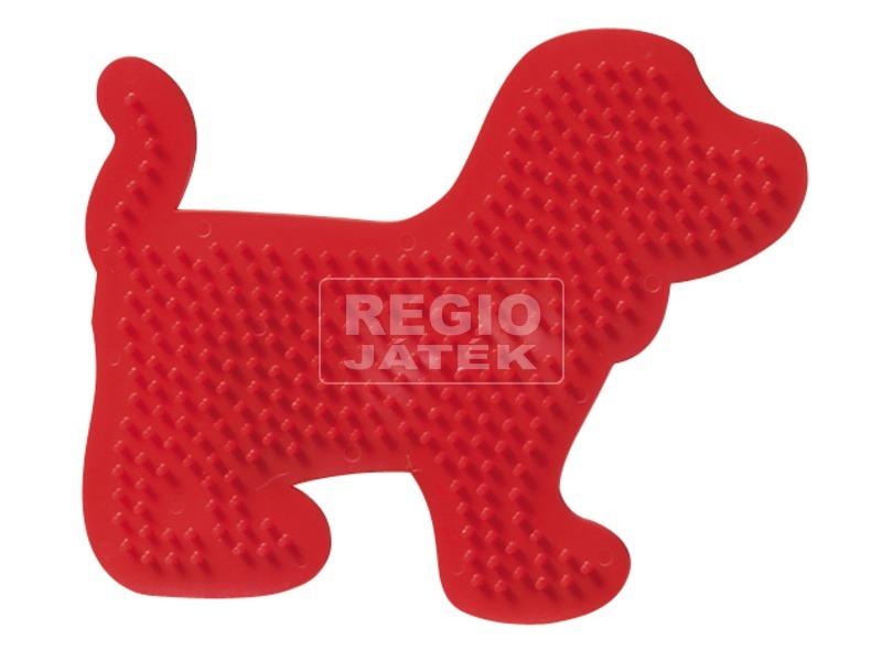 SES kutya sablon vasalható gyöngyképekhez
