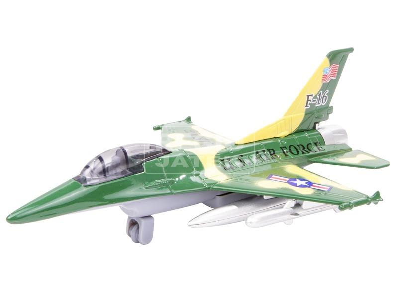 kép nagyítása Fly Tiger harci repülő - 19 cm, többféle
