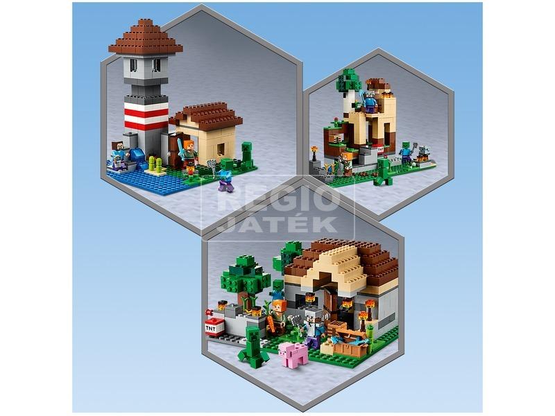 kép nagyítása LEGO® Minecraft™ Crafting láda 3. 0 21161