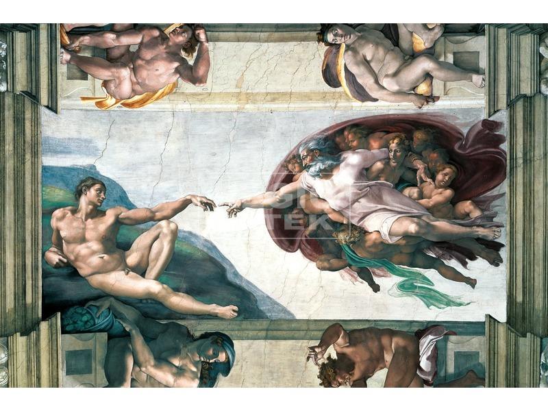 Michelangelo: Teremtés 5000 darabos puzzle