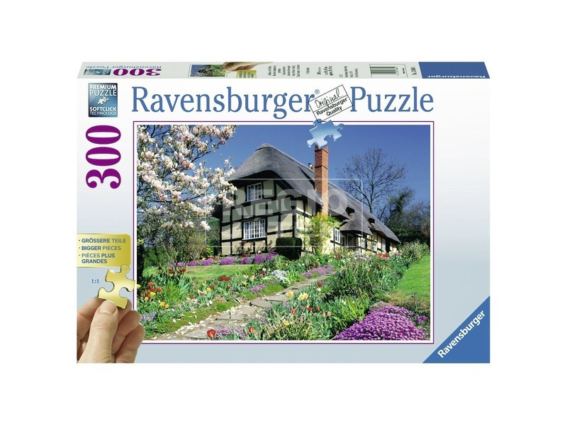 Vidéki házikó 500 darabos puzzle