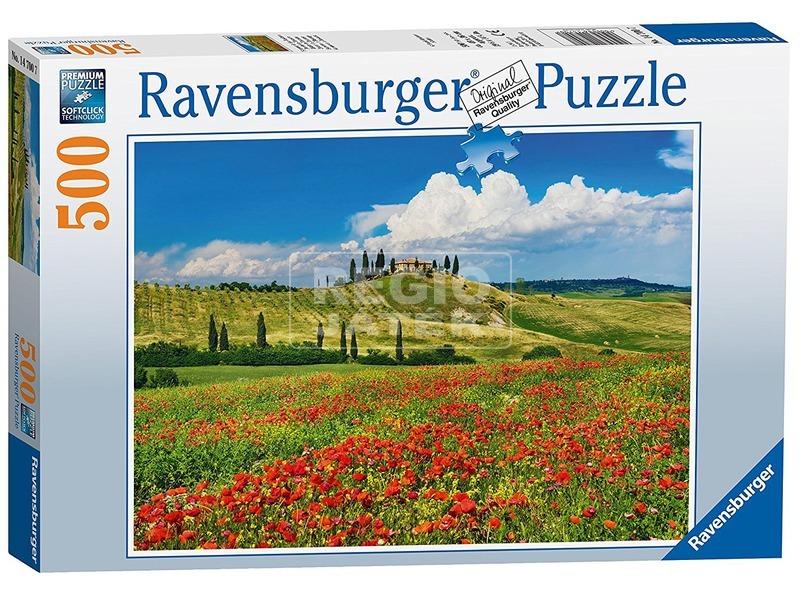 Toszkán nyár 500 darabos puzzle