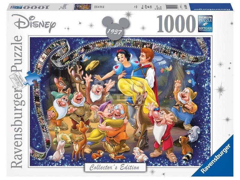 Puzzle 1000 db - Hófehérke