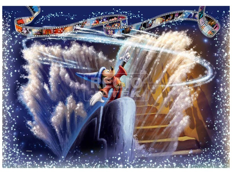 kép nagyítása Disney fantázia 1000 darabos puzzle