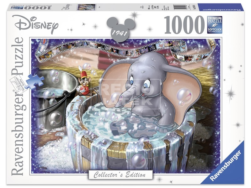 Dumbo az elefánt 1000 darabos puzzle